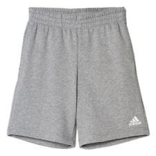Abbigliamento pantaloncini grigi marca adidas per bambini dai 2 ai 16 anni