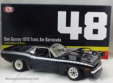 1970 Plymouth Trans Am AAR 'Cuda - 'Street Version' - 1/18 scale LE