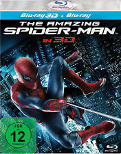 Blu Ray - The Amazing Spider-Man [Blu-Ray 3d + Blu-Ray] DBlu-Ray #G1992393