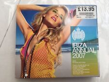 IBIZA Annual 2007 Various Artists Ministry of Sound Recordings 3 CDs 60 Tracks