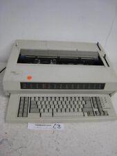 IBM 6784-004 Lexmark Wheelwriter 3000 Electronic Typewriter w/ Power Cord