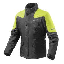 Combinaisons de pluie jaunes Rev'it pour motocyclette