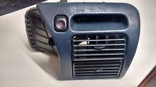90 91 92 93 Toyota Celica OEM Center Dash Vents w/ Clock & Hazard Button