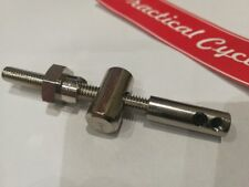 ELVEDES Universal Steel Bicycle Drum Brake M6 Cable Adjuster (ELV9017)