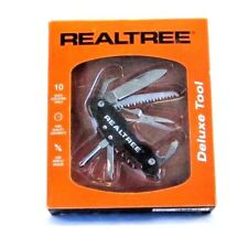 Realtree Camo Deluxe Tool 10 Quick Deploying Tools High Quality Materials