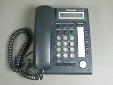 Panasonic KX-NT321-B VOIP IP Telephone 8 Button Display Speaker Phone Black NR