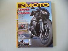 IN MOTO 2/2009 BMW K 1300 R/BETA RR MOTARD 125/SUZUKI DR/HM CRM/HONDA CBR 1000