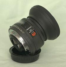 Pentax-F 50mm f1.7 primo autofocus Lens per pellicola che Digitale SLR 1:1 .7
