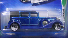 CLASSIC PACKARD TREASURE HUNT HOT WHEELS MATTEL MINT PACKAGE 2010 TOY CAR R7436