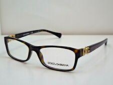 a2e1ee3ab7b2 Authentic DOLCE   GABBANA DG3228 502 Tortoise Eyeglasses Frame  220