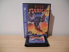 Mega Turrican - Sega Megadrive