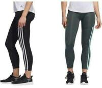 NEW! ADIDAS Women's 3 Stripe WCB 7/8 Tight Legging VARIETY Size an Color! A12