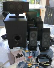 Logitech X-540 Gaming Speaker Set 5.1