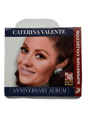 Caterina Valente Anniversary album TR CD 1273 NEW 2021 !