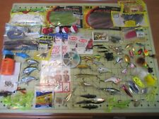 Large Assortment Top Quality Brand Freshwater Fishing Tackle Box Trout Bass