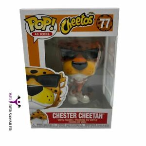 Funko Pop! Cheetos: Chester Cheetah #77 NEU & OVP