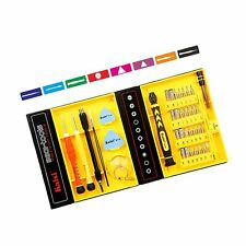 Kaisi 38-Piece Magnetic Screwdriver Set Precision Toolkit - Electronics, Cell...