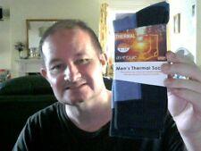 Para Hombre Calcetines Térmicos Uk 9-11 Perfecto Xmas Gift Free UK Post Fun & Ejercicio
