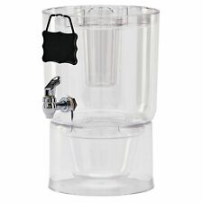 Buddeez Cold Beverage Dispenser 1.75 Gallon Clear