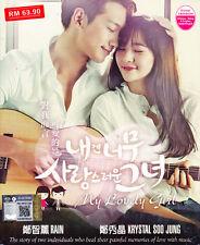My Lovely Girl Korean TV Drama Dvd -English Subtitle