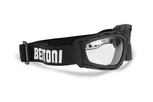 Bertoni Photochromic Goggles - Photochromic Sunglasses for Extreme Sports - F120