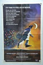 1983 Max Dugan Returns Original 1SH Movie Poster 27 x 41 Jason Robards