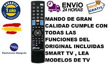 Mando a distancia sustituto tv Telefunken TLFK22LEDPVR1 , 32TLK512E , 39TLK512E
