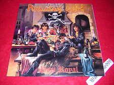Running Wild - Port Royal, N0122-1, Noise Vinyl LP 1988