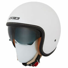 Open Face Spada Helmets with Quick Release Fastening