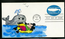 Disney Cover Melissa Fax Mickey Mouse Hand Painted