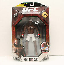 New Kimbo Slice Jakks Pacific UFC Ultimate Fighting Series 4 Tuf 10 Figure