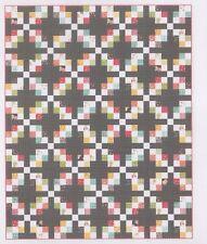 Gingersnap - pieced quilt PATTERN - Coriander Quilts