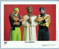 WWE LO' DOWN P-683 OFFICIAL LICENSED AUTHENTIC ORIGINAL 8X10 PROMO PHOTO RARE