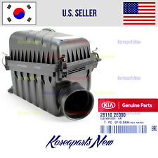 Air Cleaner Intake-Filter Box Housing 281102E000 SPORTAGE TUCSON 2.0L 2006-2008