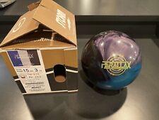 Storm Parallax Bowling Ball 15lb NIB