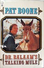 DR. BALAAM'S TALKING MULE - PAT BOONE - SIGNED