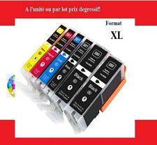 Cartouches d'encre compatibles PGI-580 CLI-581 XL pour canon pixma TR7550 TR8550