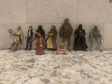 9 Star Wars Action Figures