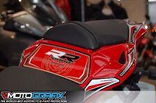 BMW S1000RR 2012 13 14 Rear Seat Unit Number Board Motografix 3D Gel Protector