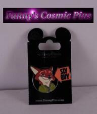 Disney Zootopia's Nick-Sly Guy Trading Pin
