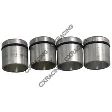 CXRacing Aluminum Sleeve For Bosch Fuel Injector RX7 RX3 13B Rotary Engine