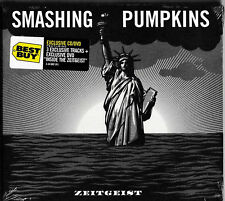 Smashing Pumpkins - Zeitgeist    -CD+DVD-   NEU&OVP/SEALED