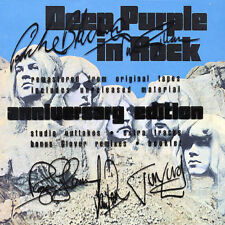 Deep Purple in Rock [Bonus Tracks] [Remaster] by Deep Purple (CD, Jun-1995, EMI Music Distribution)