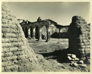 Buy Two/One Free Sale Vintage 20s Mission San Juan Capistrano by Arion Putnam
