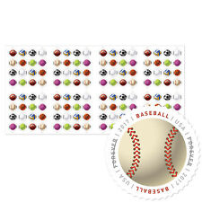 USPS New Have a Ball!  Press Sheet with Die Cuts
