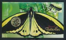 2016 Beautiful Butterflies Postal Numismatic Cover