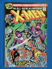 UNCANNY X-MEN # 98 - (VF) - THE SENTINELS ARE BACK, JACK KIRBY,STAN LEE CAMEO