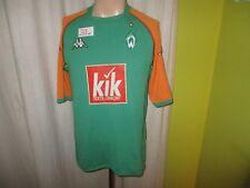 "Werder Bremen Original Kappa Trikot 2004/05 ""KIK TEXTIL-DIKONT"" Gr.M- L"