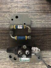 Garrett Detroit Diesel Solenoid Valve 726663-4 23536515 W/ Bracket Hoses Vpod