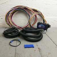 Wire Harness Fuse Block Upgrade Kit for 1967 - 1972 Chevelle hot rod rat rod